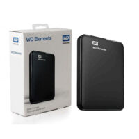 باکس هارد طرح Western Digital Elements USB3.0