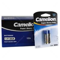 Camelion Super Heavy Duty AAA Battery Pack of 2