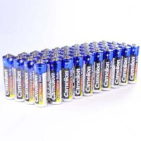 Camelion pack of 40 AA Batteries Shrink 4